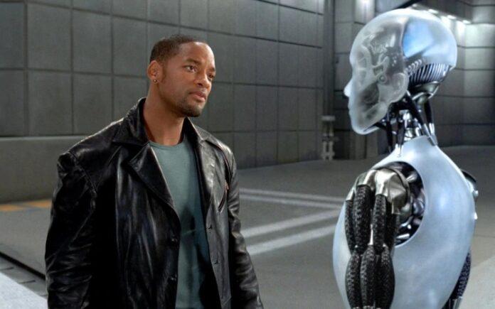 will smith, io robot