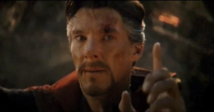 Avengers Endgame, Benedict Cumberbatch, dr. strange