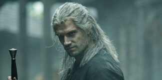 Henry Cavill, The Witcher 2