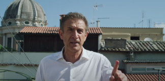 ezio gReggio in Lockdown all'italiana