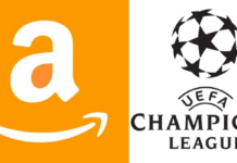 amazon, champions league