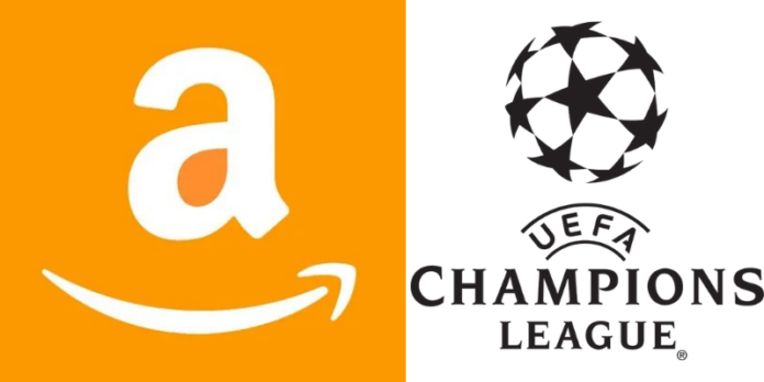 amazon, champions league
