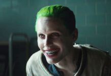 jared leto, joker, justice league