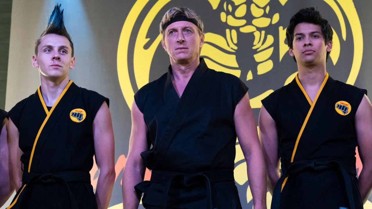 Cobra Kai: ecco quando arriverà su Netflix la terza stagione