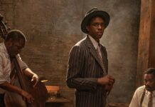 ma rainey's black bottom chadwick boseman