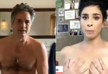 mark ruffalo, sarah silverman