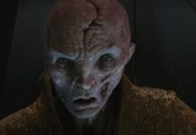 star wars, leader supremo snoke