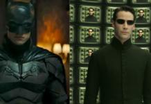 the batman, matrix 4