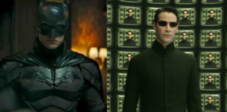 the batman, matrix 4