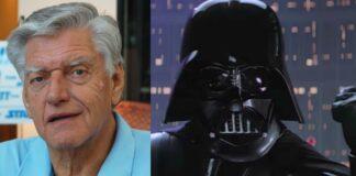 David Prowse e Darth Vader