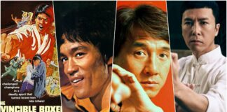Film arti marziali, migliori film arti marziali