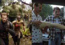 avengers infinity war, aldo giovanni e giacomo