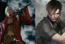 devil may cry, resident evil