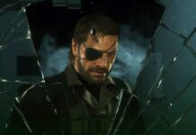 metal gear solid, venom snake