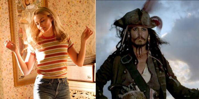 pirati dei caraibi, margot robbie