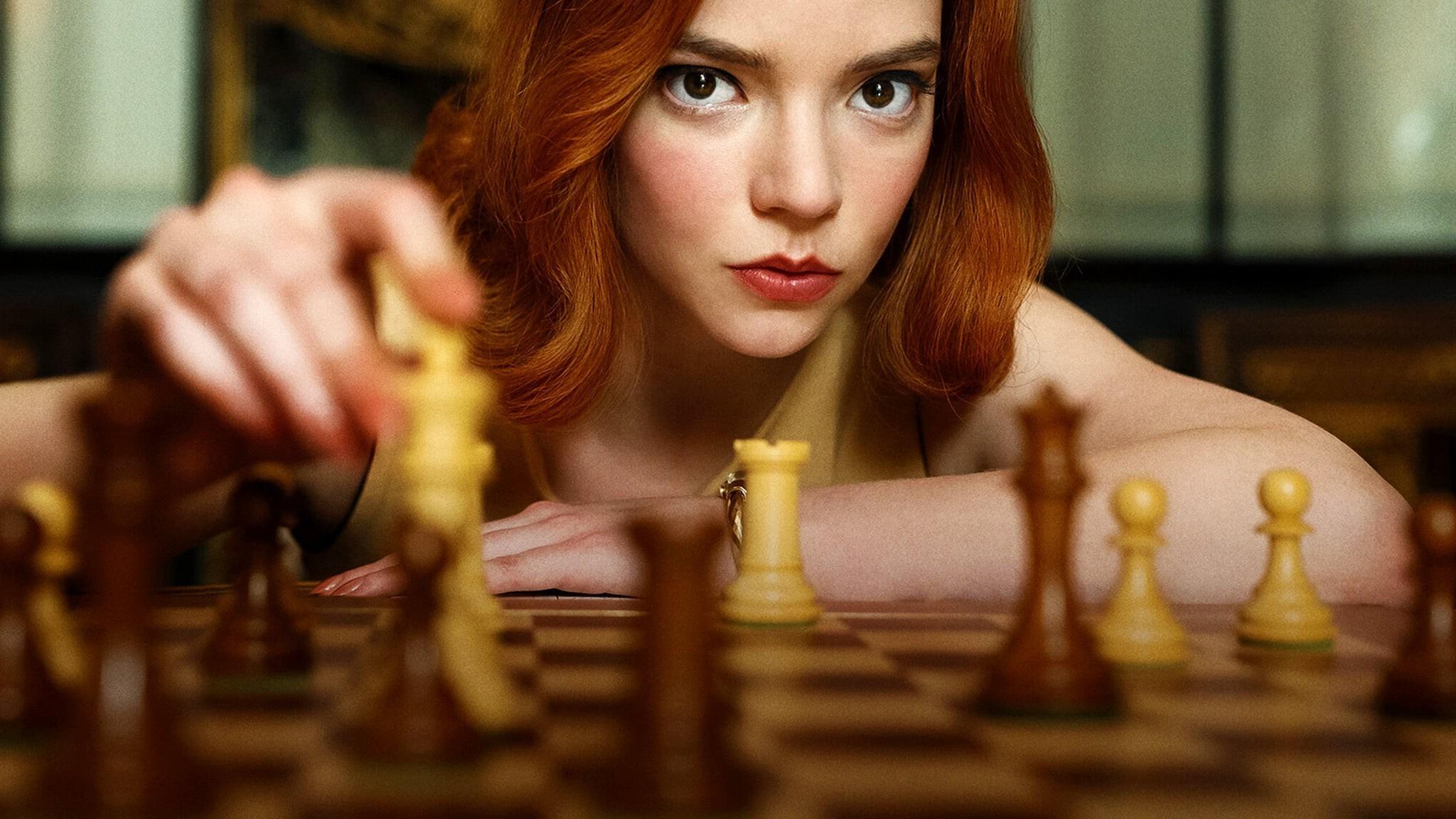 La regina degli scacchi   Recensione miniserie Netflix con ...