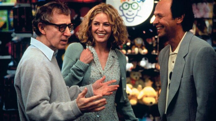 Harry a Pezzi, Woody Allen