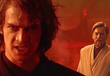 Obin-wan kenobi, darth vader, hayden christensen, disney plus
