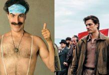 Migliori film 2020, new york times, borat 2, martin eden, luca marinelli