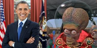 barack obama, alieni