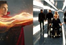 doctor strange, x-men
