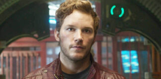 guardiani della galassia, star-lord, chris pratt