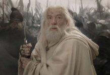 ian mckellen, gandalf, il signore degli anelli