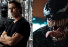 thor love and thunder, christian bale, venom
