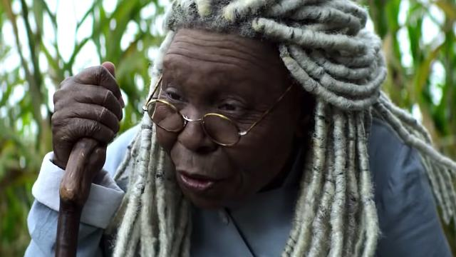 the stand, whoopi goldber, mamma abigail
