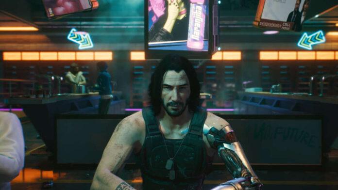 Cyberpunk 2077, keanu reeves
