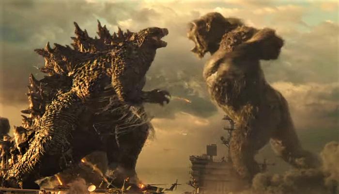 Godzilla vs. Kong, ecco il trailer ufficiale