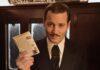 Johnny Depp, Assassinio sull'Orient Express