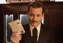 Johnny Depp, Assassinio sull'Orient Express