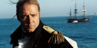 Master and Commander, russel crowe
