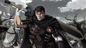 berserk amazon prime video