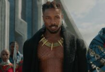 black panther 2, michael b. jordan, killmonger
