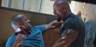 fast and furious, vin diesel, the rock