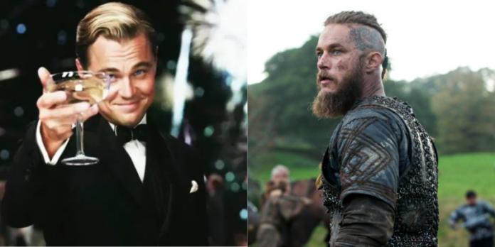 il grande gatsby, vikings