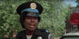 marion ramsey, scuola di polizia