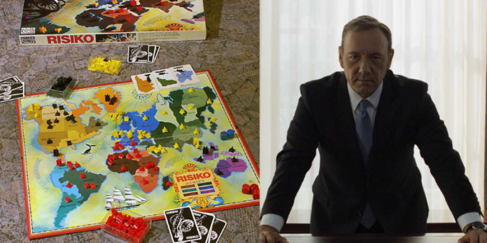 risiko, house of cards