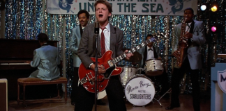 ritorno al futuro, michael j. fox, johnny b. goode