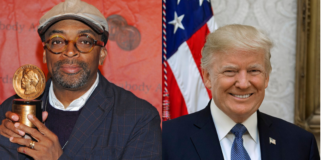 spike lee, donald trump