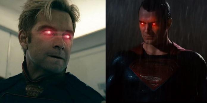 the boys, patriota, superman