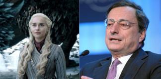 Mario Draghi Daenerys