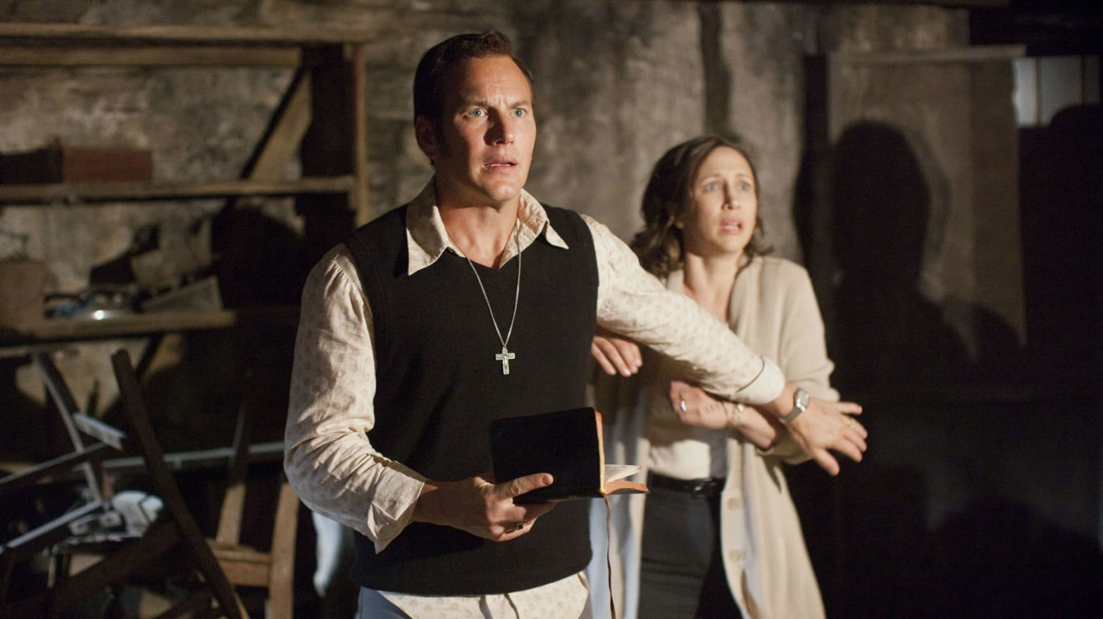 The Conjuring, horror san valentino