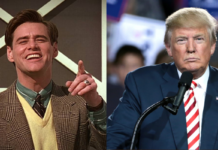 jim carrey, donald turmp