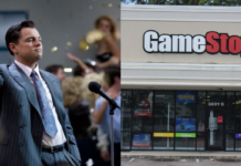 jordan belfort, the wolf of wall street, gamestop