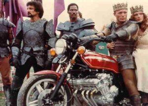 knightrider, tom savini, george romero