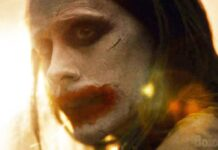 snyder's cut justice league joker jared leto