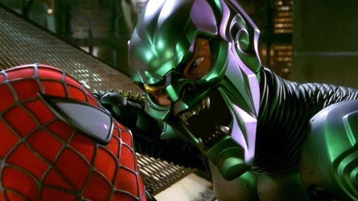 spider-man 3, willem dafoe
